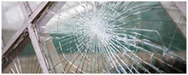 Stroud Smashed Glass